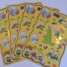 American Greetings RugRats Easter Stickers (4 Sheets)