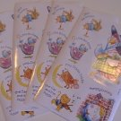 American Greetings Mother Goose Stickers (4 Sheets)