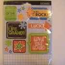 ColorBok Scrapbook Stickers