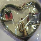 Old World Heart Decoration Ornament