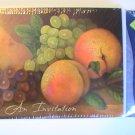 American Greetings Fruitful Invitation Cards