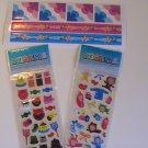 Kids Craft Scrapbook Health & Happiness Stickers
