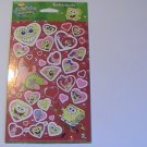 American Greetings SpongeBob Valentines Stickers