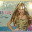 Hallmark Hannah Montana Party Invitation Cards