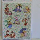 Hallmark POOH Scrapbbok Craft Sticker/Autocollants