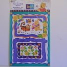 Sandylion POOH Photo Album Scrapbook Stickers
