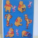 Kids Colorful Pooh Craft Scrapbook Stickers
