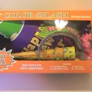 The Color Splash New Year's Eve Party Assortment Kit