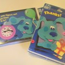 Hallmark Blue&#39;s Clue&#39;s Birthday Invitations/Thank You&#39;s