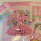 Hallmark Girls Glam Slumber/Spa Party Kit