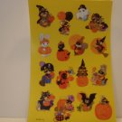 American Greetings Halloween Stickers (6 Sheets)