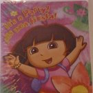 "American Greetings Dora Explorer ""It's A Party! Invitation Cards"