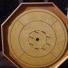 CUSTOM MADE MAPLE CROKINOLE FAMILY BOARD GAME #149