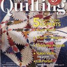 Fons & Porter's Love of Quilting 25th Anniversary Collector's Issue #1 Magazine