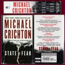 State Of Fear (PB) Michael Crichton