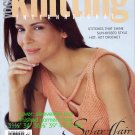"Vogue Knitting Spring Summer 2004 ""Solar Flair"" Magazine"