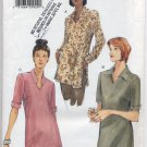 Vogue 7064 Tunic Very Easy Sewing Pattern Misses' 20 22 24 Very Loose Fitting Casual Pullover
