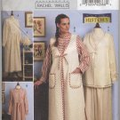 Butterick 5299 Nightgown Vest Robe & Bonnet Sewing Pattern - Misses' 16 18 20 22 - Rachel Wallis