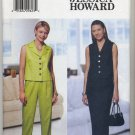 Butterick 6072 Designer Jessica Howard - Top Skirt & Pants Sewing Pattern - Misses' 20 22 24