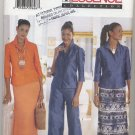 Butterick 6073 Essence Collection Top Skirt Pants - Easy Sewing Pattern Misses' 20 22 24