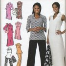 Simplicity 4632 Dress Tunic Pants Bag Sewing Pattern Women's 20W 22W 24W 26W 28W Karen Z Designs