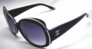SUPER SIZED Chanel sunglasses