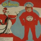 Dr. Seuss Thing 2 Halloween Child Costume size Medium  S2010016 2