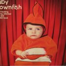 Baby Clownfish Halloween Infant Newborn Costume 0 -6 months Baby Shower Gift S2010027