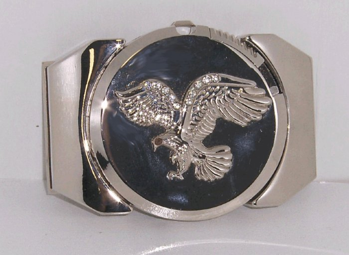 Eagle Lighter Belt Buckle