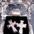 Silver Colored Cross