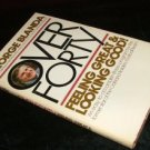 Over Forty: Feeling Great and Looking Good!  by George Blanda  (First edition )