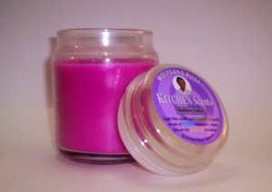 Wolfgang Puck Kitchen Scents Blackberry Sorbet 6-Inch Jar Candle