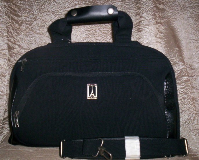 Runway Travel Pro Carryon/Overnight Bag in Black