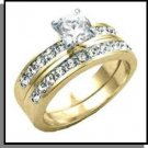 Classic Design Wedding Set