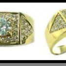""""""" The Elvis"""" Gorgeous Guaranteed Men's Ring"""