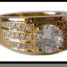 Sparkling Men's CZ Ring Guaranteed