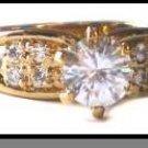 """Sweet 16"" Russian CZ Ring Guaranteed"