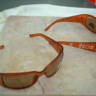 Ladies Baltic Amber Polarized Sunglasses