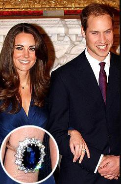 Dianna Kate Royal Engagement Ring