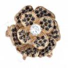 Wild Rose Flower Pin/Brooch