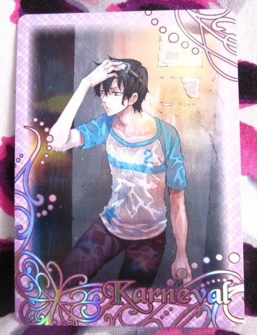 Karneval Trading Card - SP-14 - Gareki