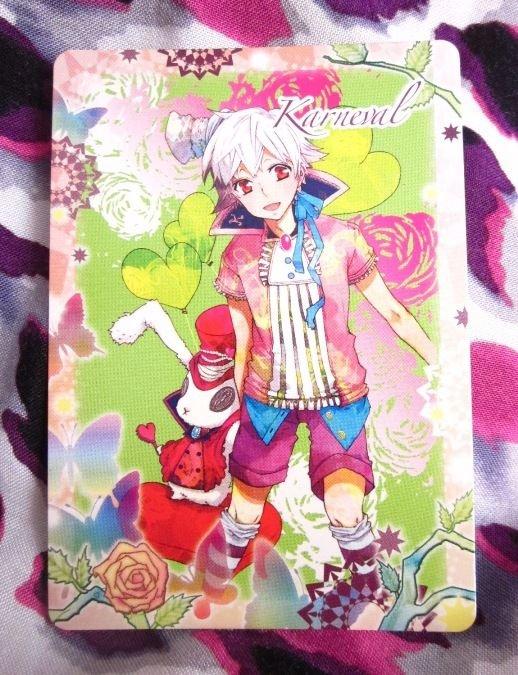 Karneval Trading Card - NC-23