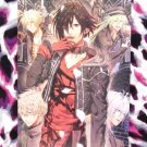 Amnesia Later Stick Poster Featuring Shin / Ikki / Kent / Toma / Ukyou / Orion