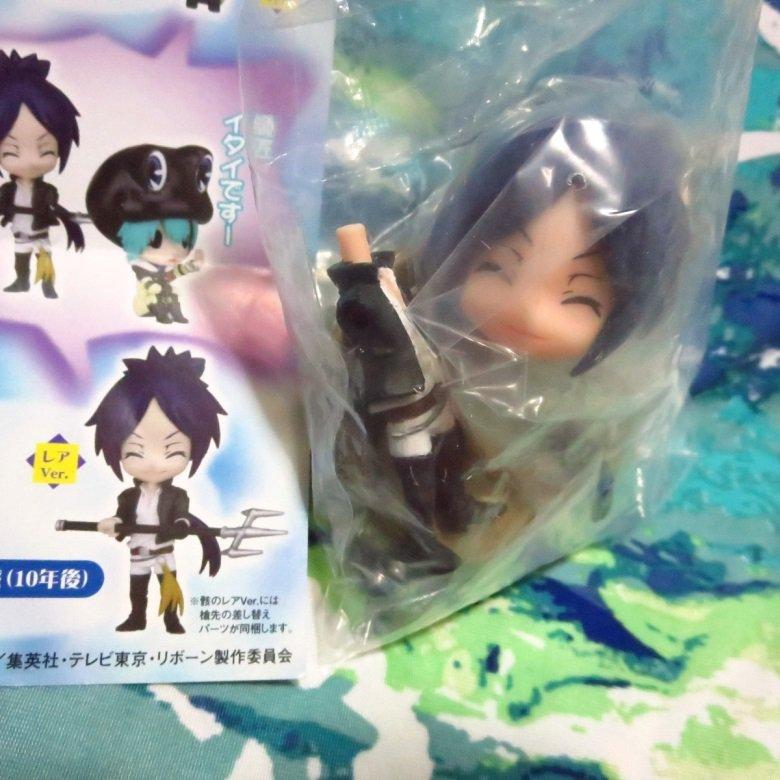 Katekyo Hitman Reborn Deformed Figures Series Mirai Hen - Mukuro - Special Version