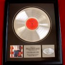 BRUCE SPRINGSTEEN PLATINUM RECORD AWARD