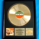 "LED ZEPPELIN GOLD RECORD AWARD ""HOUSES OF THE HOLY"""