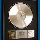 "STYX PLATINUM RECORD AWARD ""GRAND ILLUSION"""