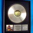 "THE BEATLES PLATINUM RECORD AWARD ""YELLOW SUBMARINES"""