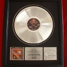 "JOURNEY PLATINUM RECORD AWARD ""DEPARTURE"""