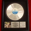 BLONDIE PLATINUM RECORD AWARD - FREE SHIPPING!